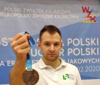 Student UMCS medalistą na mistrzostwach Polski