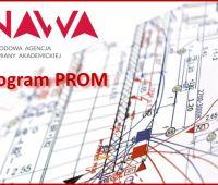 Studentka WBiB zakwalifikowana do Programu PROM