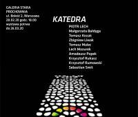 "Exhibition ""Katedra"" PHOTO REPORTAGE"
