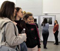 """Wystawa grafiki naszych studentów """"Oniryzm""""..."""