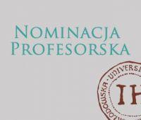 Nominacja profesorska dla Dariusza Kupisza