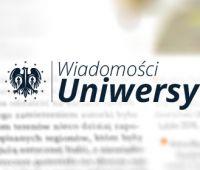"""""""Wiadomości Uniwersyteckie"""" – nabór tekstów"""
