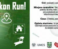 AZS Balkon Run - Akcja charytatywna dla lubelskich szpitali