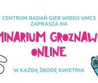 """Seminaria groznawcze - """"Czytanie o ekranie"""""""