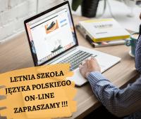 Letnia Szkoła 2020 online – zapraszamy!