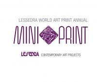 19TH L E S S E D R A WORLD ART PRINT ANNUAL MINI PRINT 2020