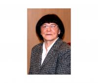Zmarła Ś. P. mgr Nina Sajewicz