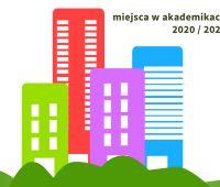 Заявки на поселение в студенческих общежитиях - 2020/2021