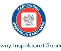 Zalecenia Głównego Inspektoratu Sanitarnego