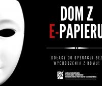 """""""Dom z e-papieru"""" - inicjatywa Samorządu Studentów UMCS"""