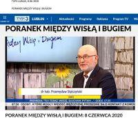 dr hab. Przemysław Stpiczyński, prof. UMCS w rozmowie...