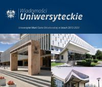 """Wydanie specjalne """"Wiadomości Uniwersyteckich"""""""