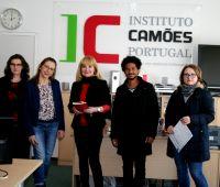 O professor Jucelino de Sales em intercâmbio doutoral no...