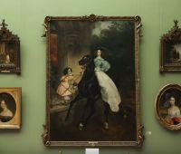 Arcydzieła malarstwa rosyjskiego w Galerii Tretiakowskiej...