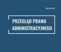 """Nabór tekstów do """"Przeglądu Prawa..."""
