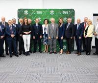 Spotkanie Władz UMCS z partnerami i sponsorami sportu...