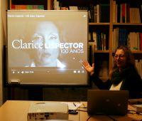 Obchody 100-lecia narodzin brazylijskiej pisarki CLARICE...