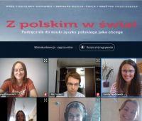 Kurs polskiego on-line dla zagranicznych studentów UMCS