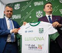 Nowy sponsor futsalistów AZS UMCS - relacja z konferencji...