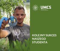 Srebny medal Mistrzostw Polski w Maratonie Kajakowym dla...