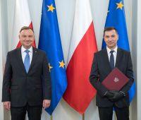Prof. Dariusz Kupisz odebrał nominację profesorską