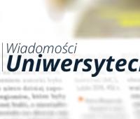 """Nabór tekstów do """"Wiadomości Uniwersyteckich"""""""
