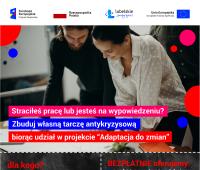 Projekt: Adaptacja do zmian