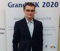 Nagrodzony Damian Gocół