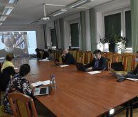 Spotkanie koordynacyjne w projekcie międzynarodowym BARMIG