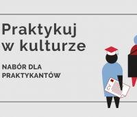 Praktykuj w kulturze w Chatce Żaka!