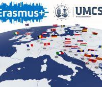 Додатковий набір Erasmus+ на 2 семестр 2020/2021