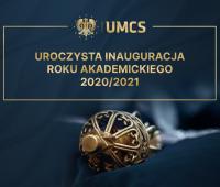 Inauguracja roku akademickiego 2020/2021 - 23.10.2020 r.