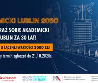 Konkurs Akademicki Lublin 2050 - rozstrzygnięty!