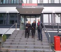 Wizyta studyjna w Ludwig Fresenius Schulen w Hanowerze w...