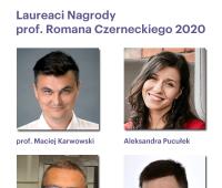 Absolwentka UMCS, Aleksandra Pucułek - laureatką Nagrody...