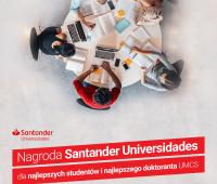 Zgłoszenia do Nagrody Santander Universidades do 15...