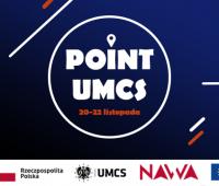 POINT.UMCS - тренинги от студентов и выпускников UMCS
