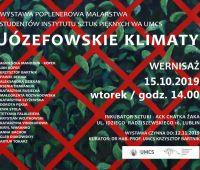 """Wystawa polenerowa """"Józefowskie klimaty"""""""