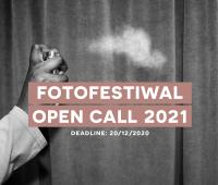 FOTOFESTIWAL OPEN CALL 2021 (do 20.12.2020)