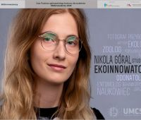 Studentka UMCS - Nikola Góral laureatką konkursu...