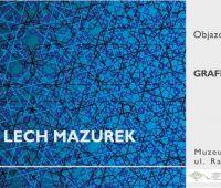 """""""Grafiki i plakat. Lech Mazurek"""" - wystawa wirtualna"""