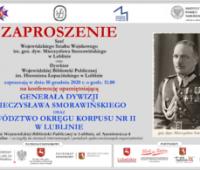 Konferencja upamiętniająca Generała Dywizji Mieczysława...