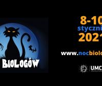 Zaproszenie - X Jubileuszowa Noc Biologów 2021