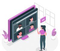 Tworzenie pokoi podczas spotkania do pracy w grupie