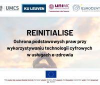 Pierwsze działania w ramach projektu REINITALISE