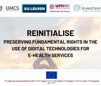 First activities in the REINITIALISE project