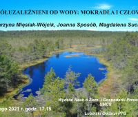 Join us for a lecture on wetlands (4 February, 17:15)