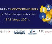 Tydzień szkoleń z Programem Horyzont Europa