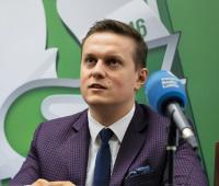 Rozmowa z prezesem KU AZS UMCS Lublin - Rafałem Walczykiem