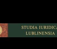 Sukces czasopisma Instytutu Nauk Prawnych Wydziału Prawa...